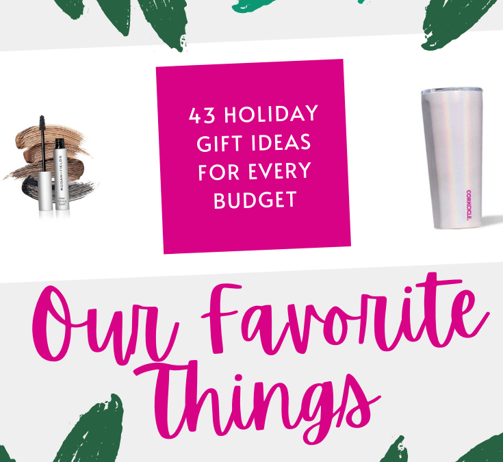 43 Holiday Gift Ideas for Every Budget